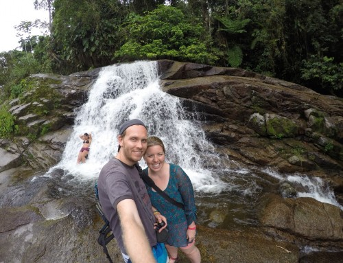 Paraty Waterfalls