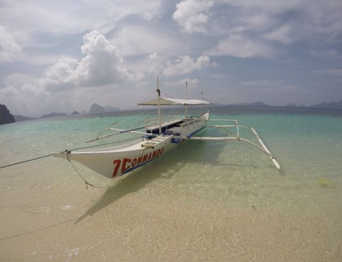 El Nido Boat Tour A