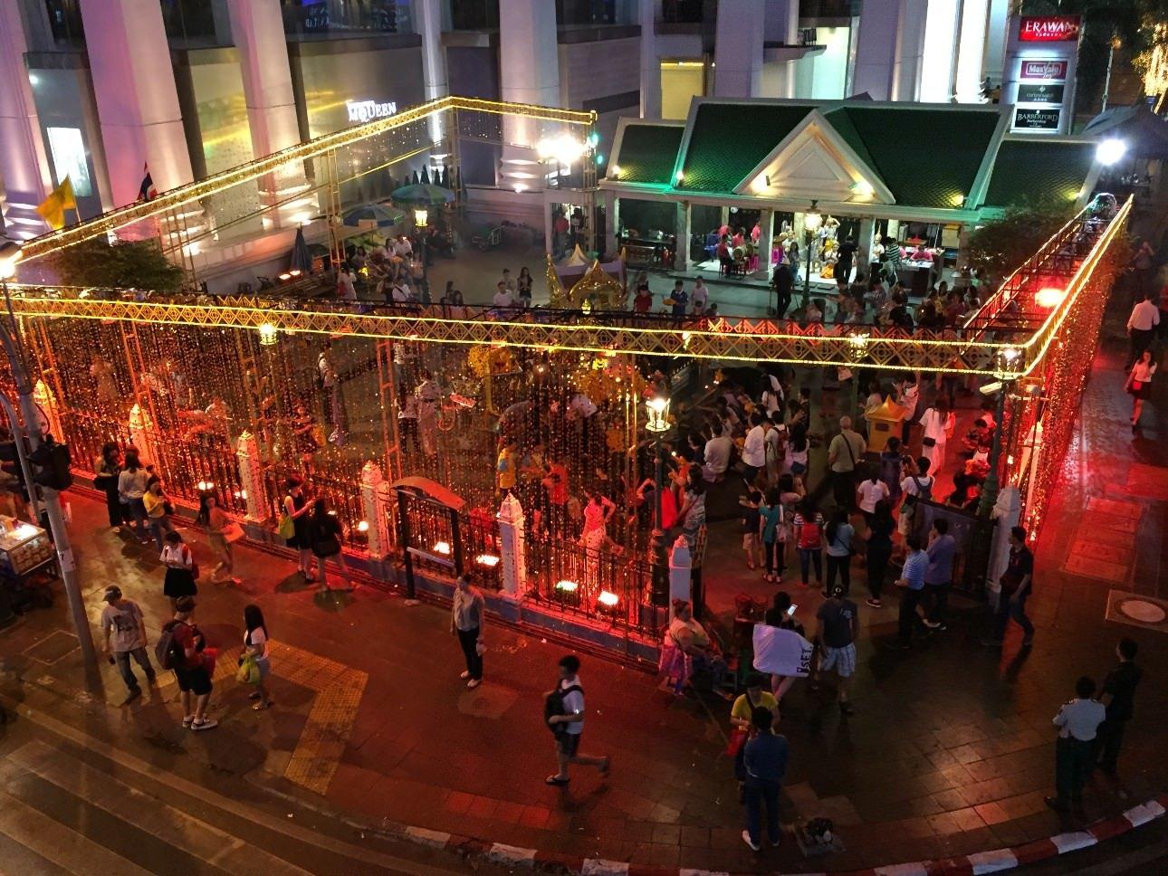 Bangkok Christmas
