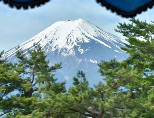 Mt Fuji and Hakone