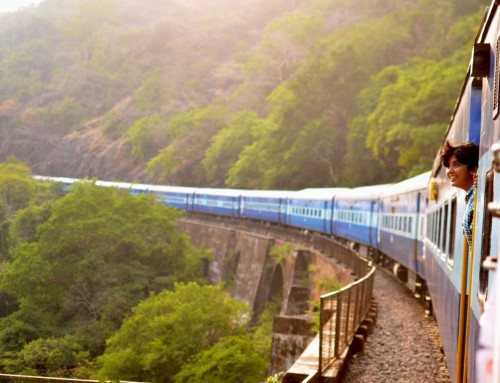 Some of the best destinations to see by train